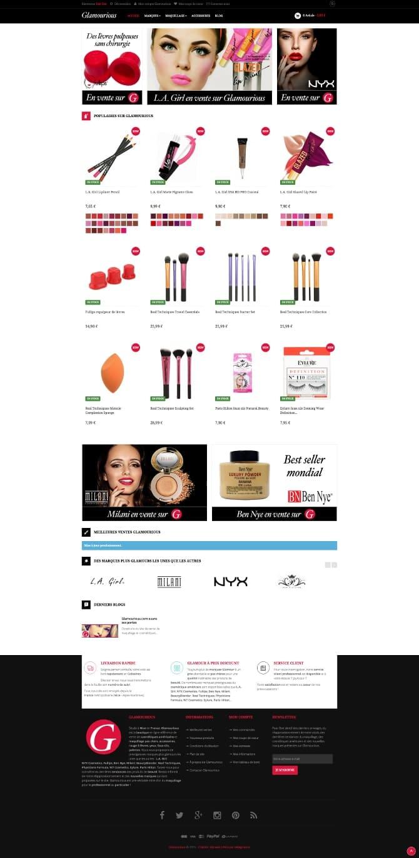 Création site ecommerce Nice par eMaginance