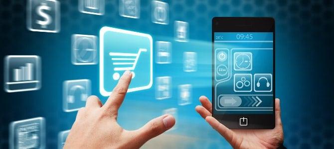 Mobile commerce, m-commerce