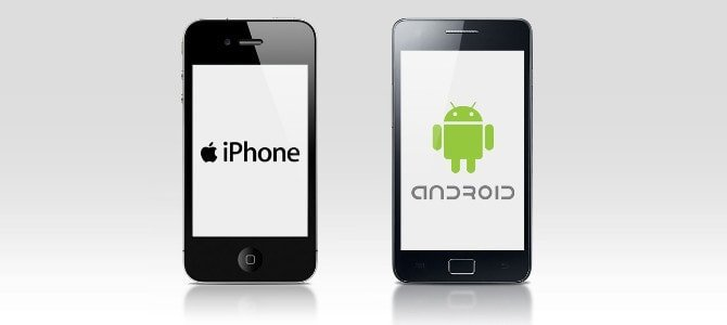 iOS Apple Store - Android Google Play