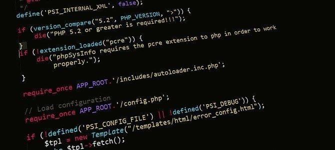 Code PHP bug et résolution