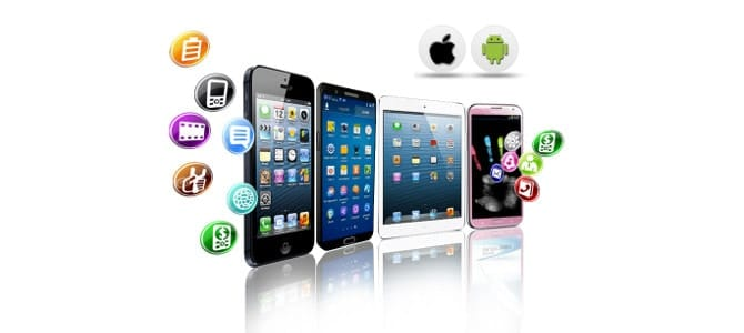 Application mobile native iOS Android