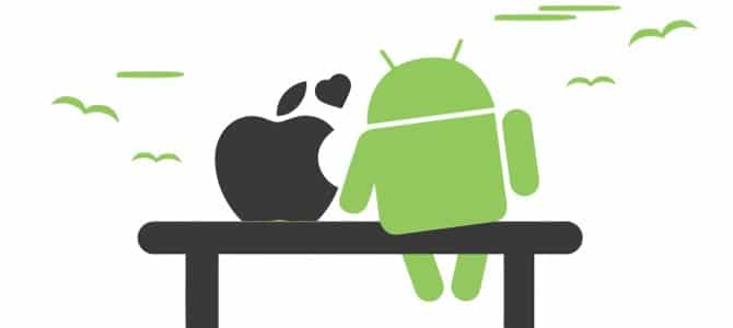 Portabilité site internet pour Apple Store et Google Play