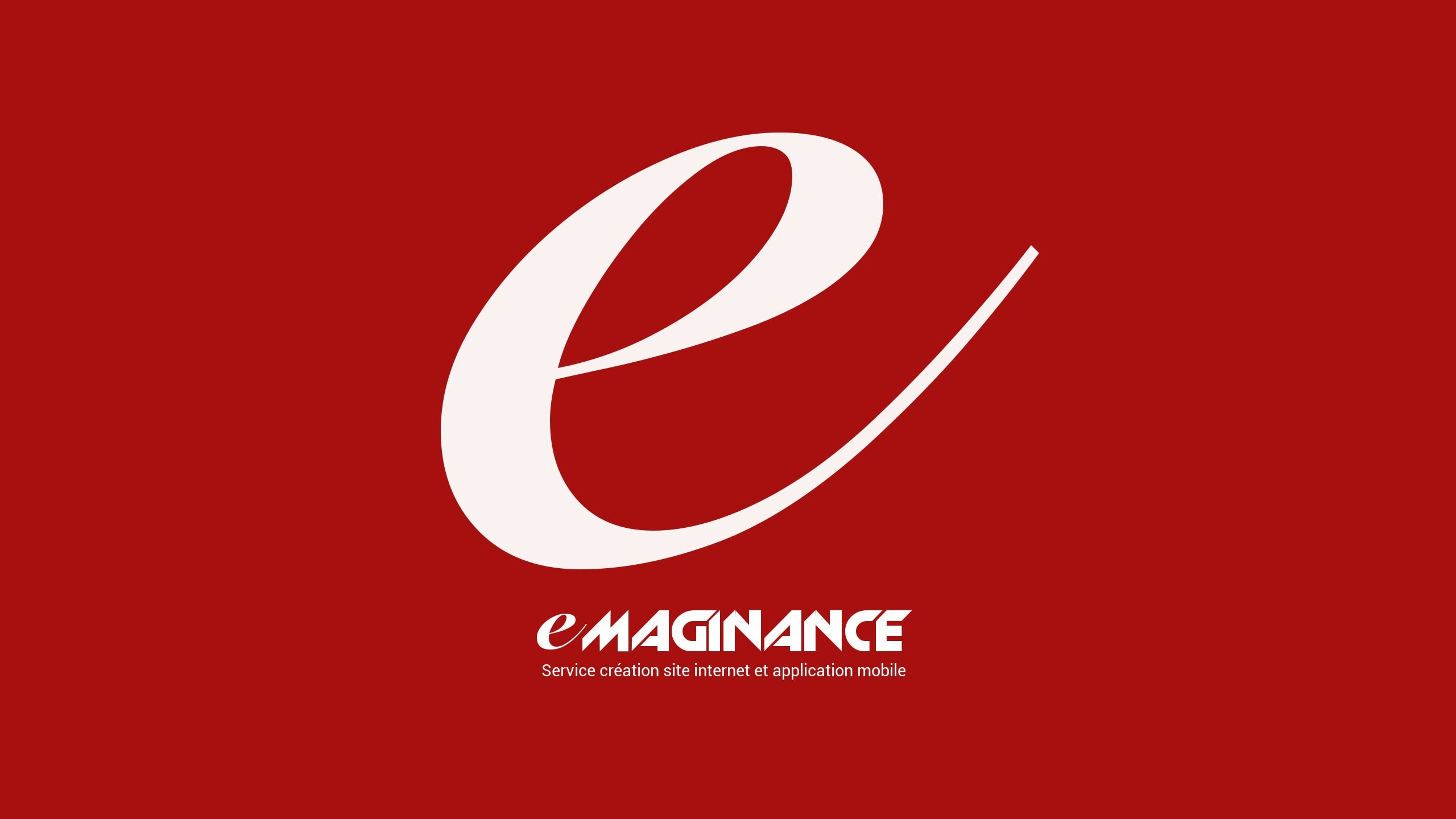 eMaginance - Nice - Wallpaper Red Touch