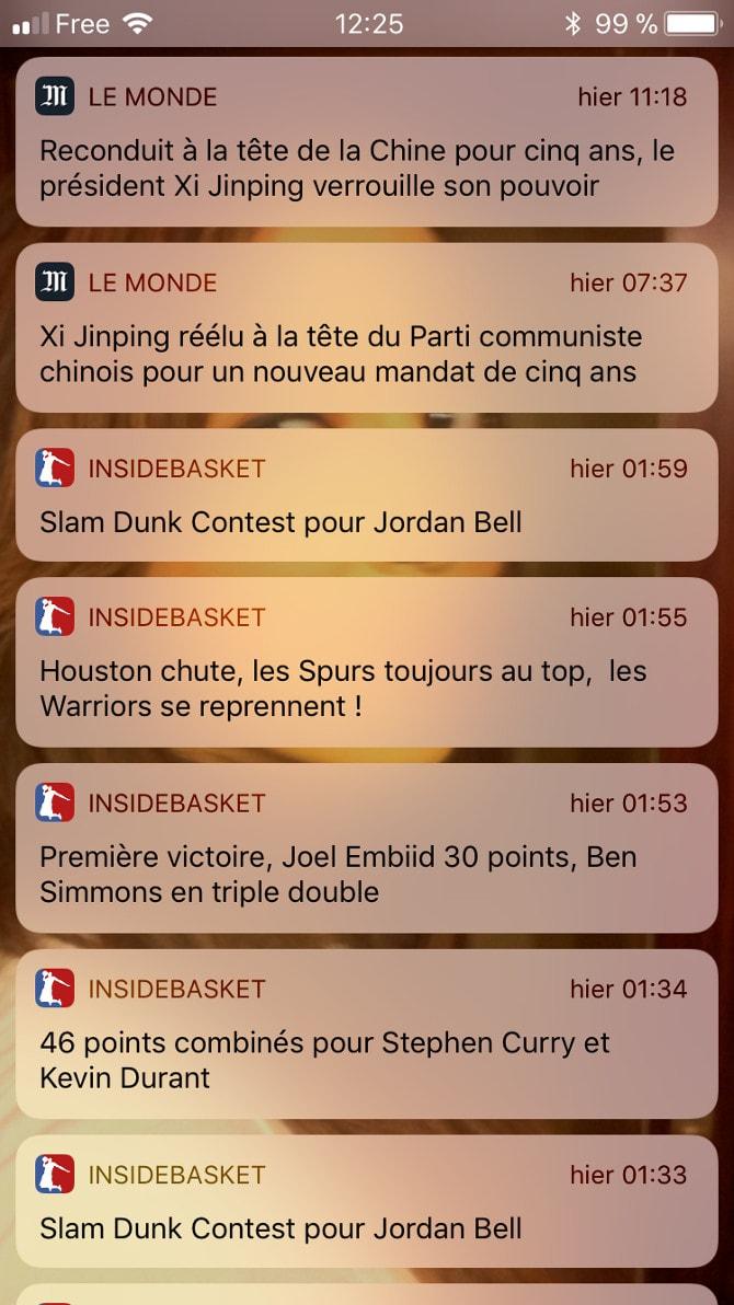 Qu'est-ce qu'une notification push ?