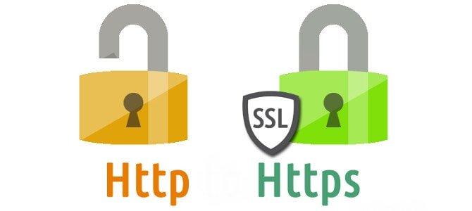 Site sécurisé SSL HTTPS