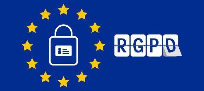 RGPD, règlement général pour la protection des données