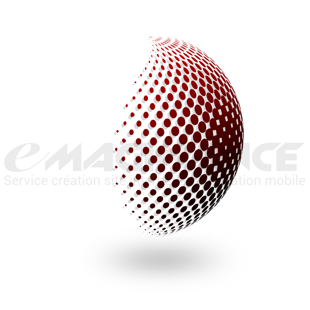 Globe 3D Design Logo