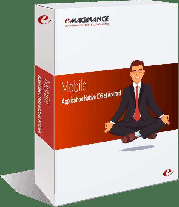 Création application native iOS et Android
