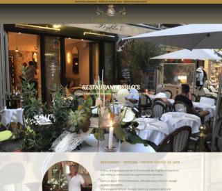 Restaurants Habibi et Byblo's - Nice