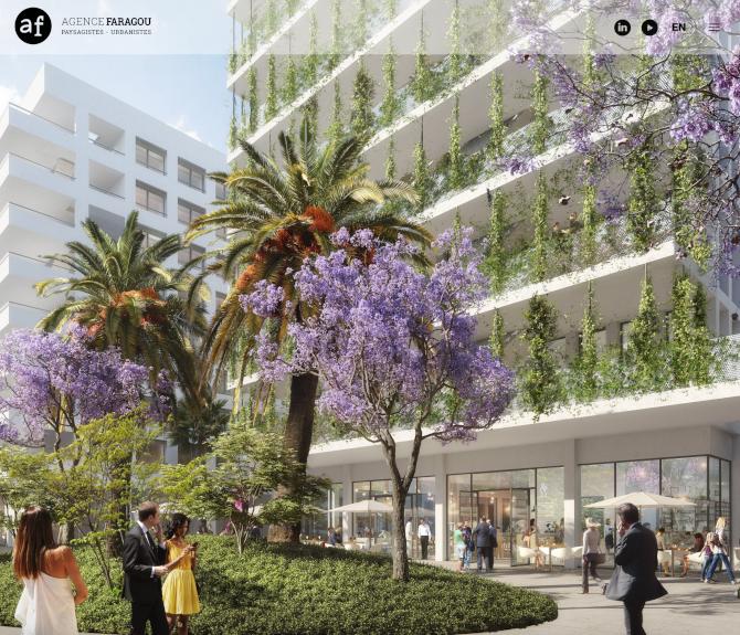 Agence Faragou - Paysagistes - Urbanistes