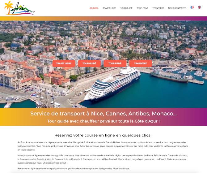 Ari Tour Azur - Nice