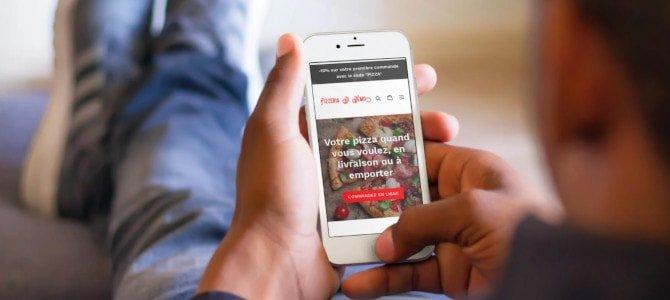 Restauration - Commande en ligne - E-commerce